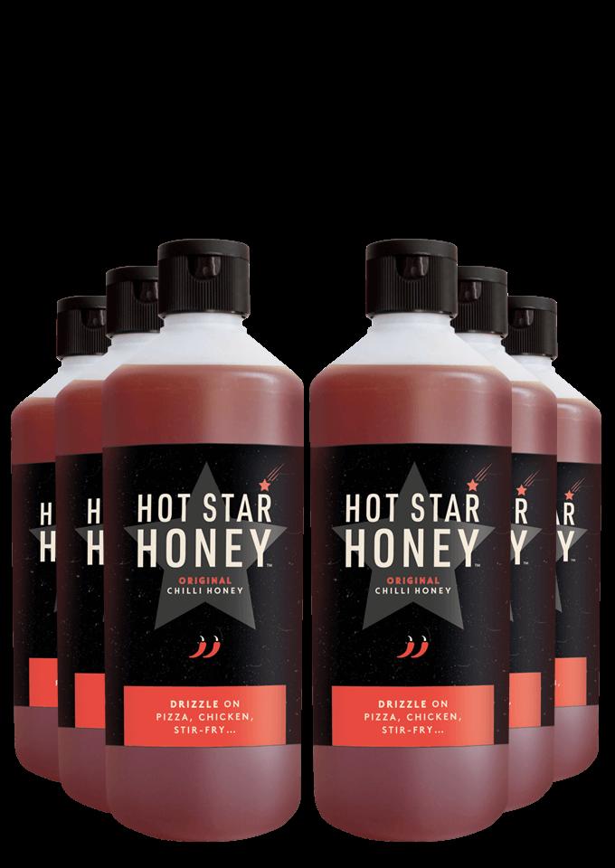 Hot Star Honey
